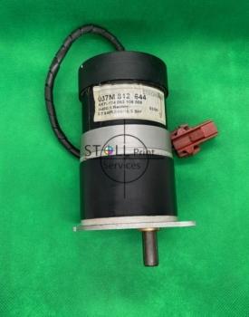 M343, EA1 motor, rechts, i=400:1